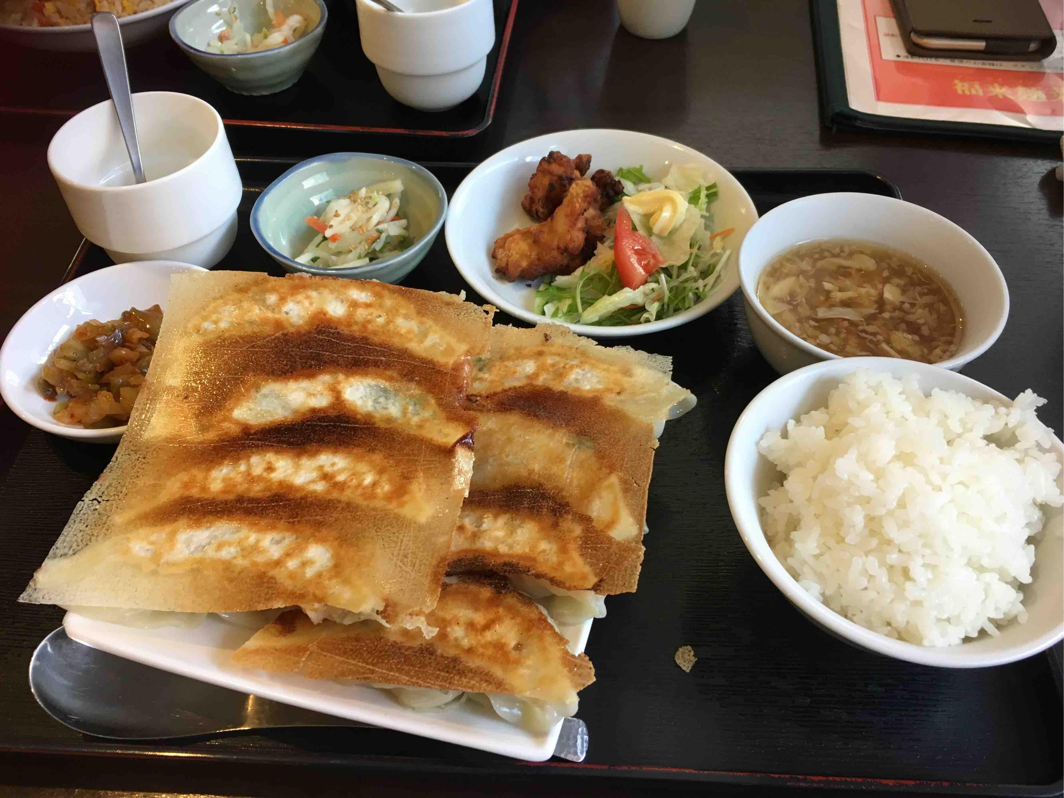 福来麺菜館は柏の中華料理店
