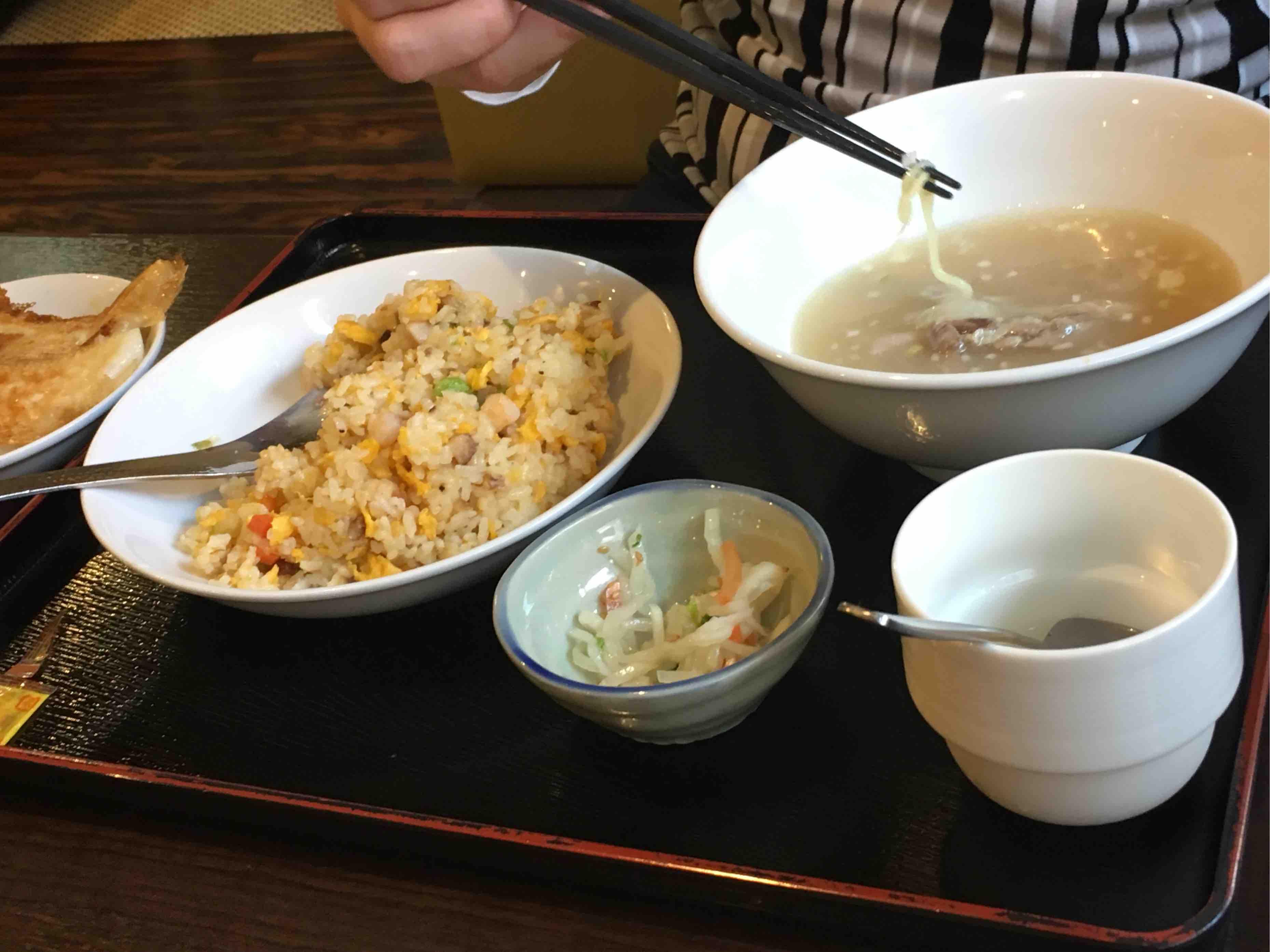 柏の美味しい中華