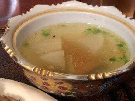 ランチスープ大きい