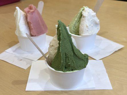 大地daichi は柏のアイススポット