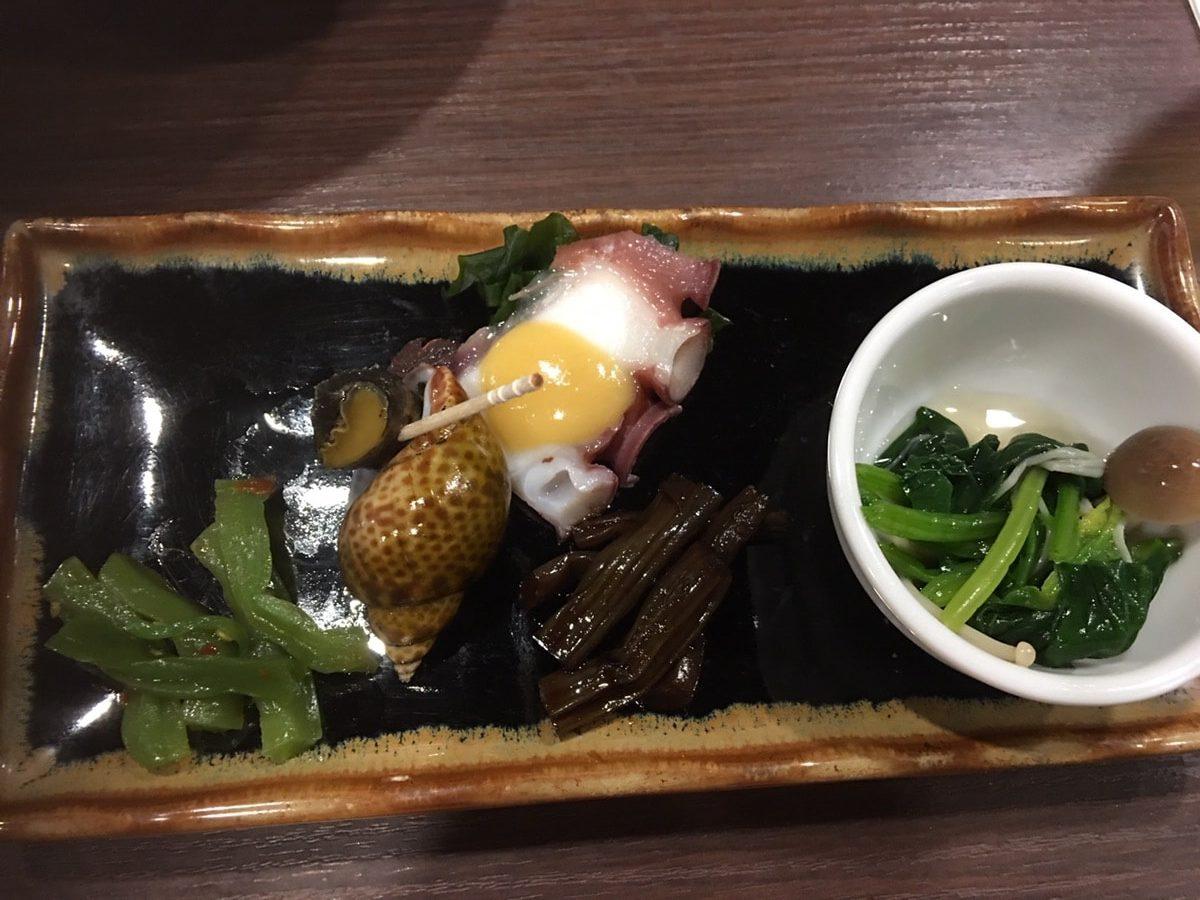海道_お通し