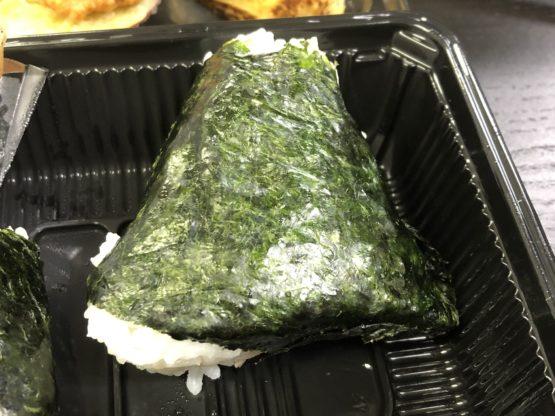 米のすどう鮭おにぎり