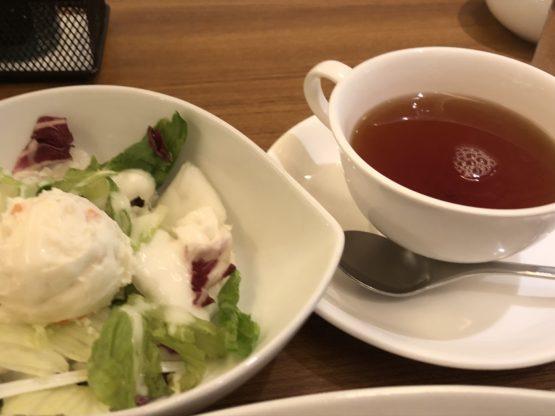 こんぱるの紅茶