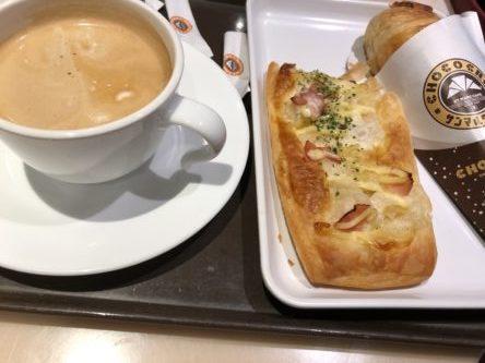 サンマルクカフェのパン