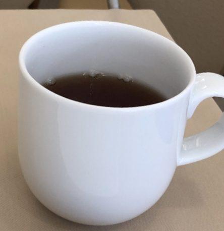 カフェティーゾンの紅茶