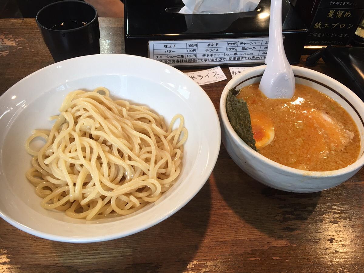 誉_つけ麺