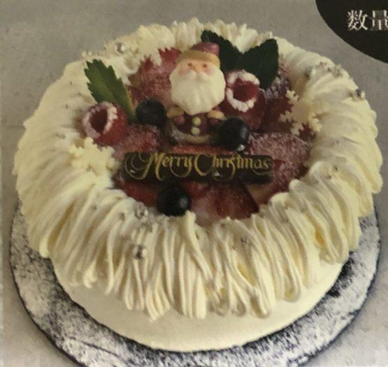 ラトリエ ドゥ ドロップス_クリスマスケーキ_プレミアムショートケーキ5号