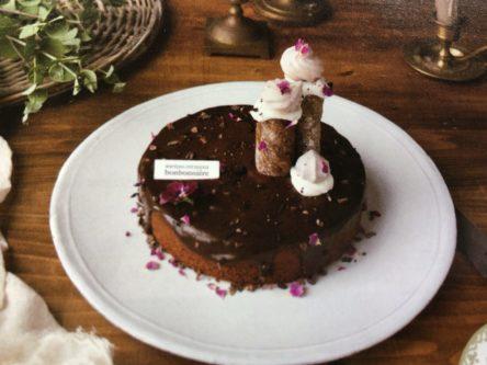 ボンボニエールメゾンクリスマスケーキ2019チョコ